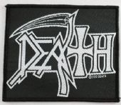 Death - 'Logo' Woven Patch